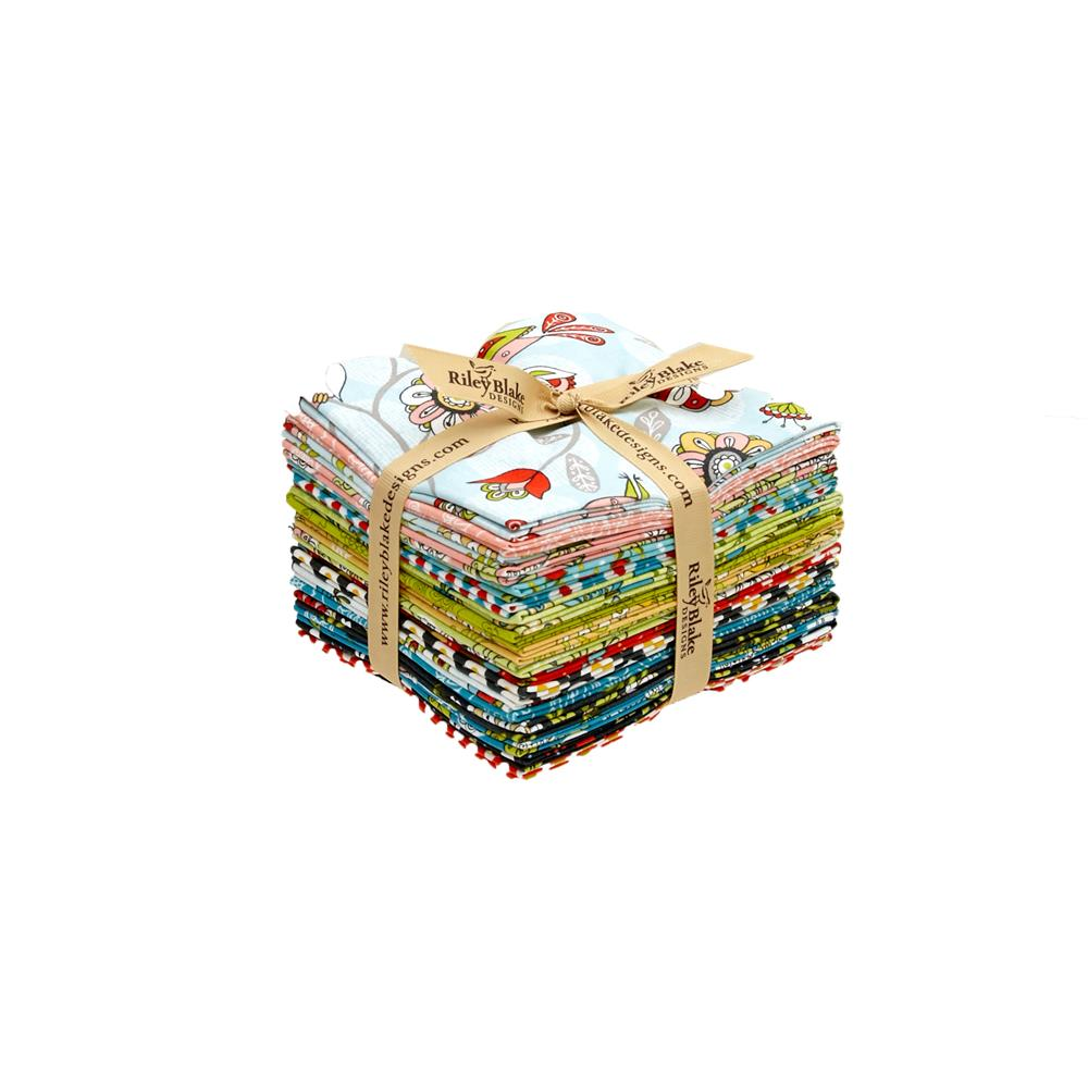 Riley Blake Dutch Treat Fat Quarter