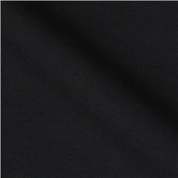 Bryant Indoor/Outdoor Solid Black Fabric