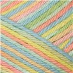 Lion Brand Lion Cotton Yarn (298) Sherbert Swirl