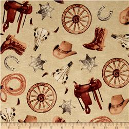 Cattle Drive Accessories Straw