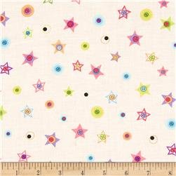 Googlies Stars Pastel Multi