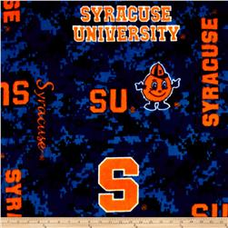 Collegiate Fleece Syracuse University Digital