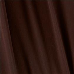 Polyester Lining Solid Walnut