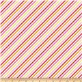Riley Blake Fancy Free Fancy Stripe Pink