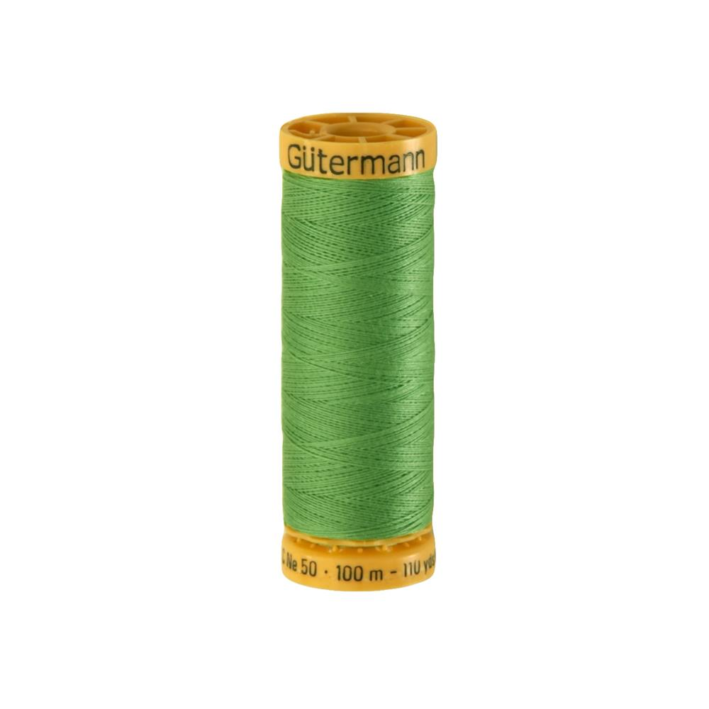 Gutermann Natural Cotton Thread 100m/109yds Kiwi