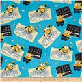 Despicable Me Minions Class Clown Blue