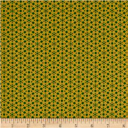 Sophia Dot Geo Green