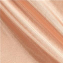 58'' China Silk Polyester Lining Apricot Fabric