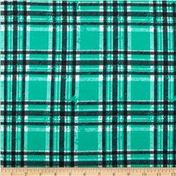 Ponte De Roma Plaid Green/Black
