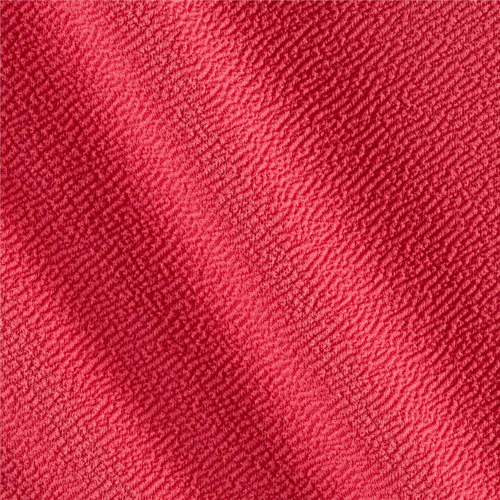 Liverpool Double Knit Solid Bright Rose