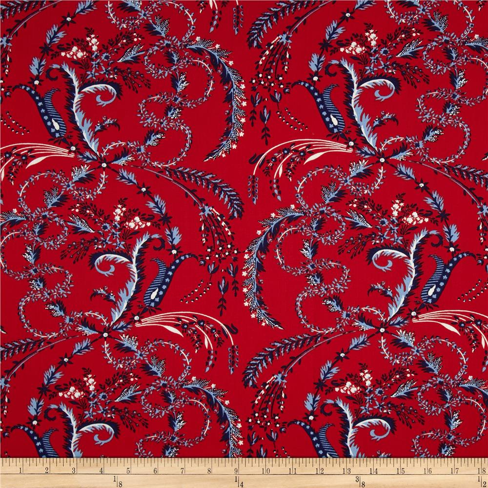 Anna Griffin The Madison Collection Sparkler Cherry