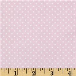 Pimatex Basic Polka Dot Pale Pink