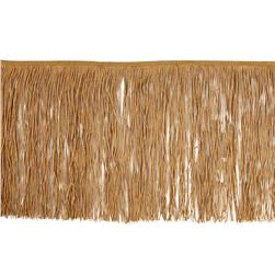 "12"" Chainette Fringe Trim Gold"