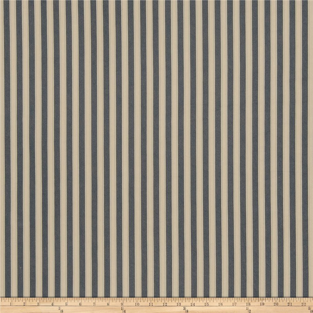 French General Montpezat Twill Indigo