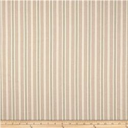 Home Accents Palais Stripe Sand/Green Fabric