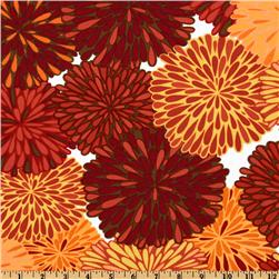 Valori Wells Wrenly Home Décor Twill Bloom Cinnamon