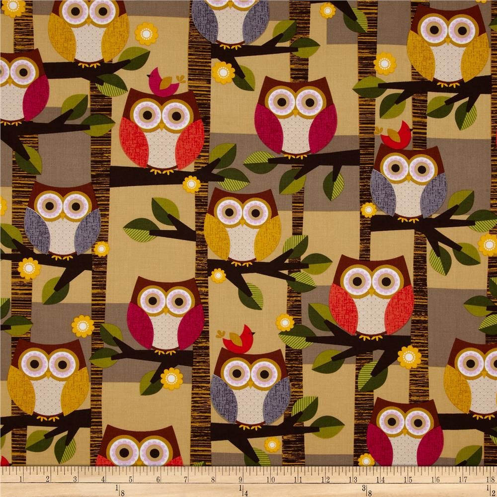 Kanvas Fall Festival Night Owl Khaki