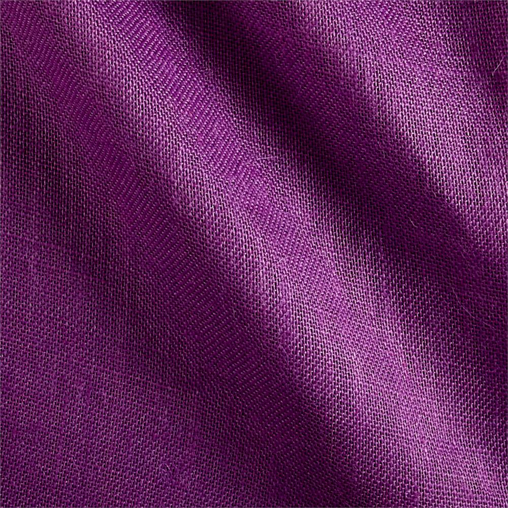 60'' Sultana Burlap Purple Fabric By The Yard