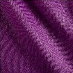 60'' Sultana Burlap Purple Fabric