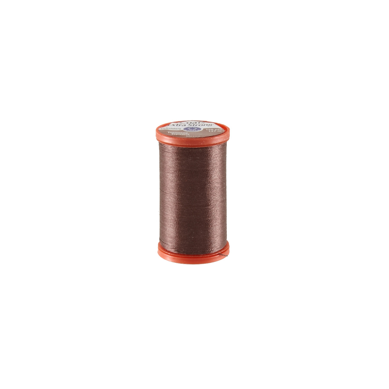 Coats & Clark Specialty Thread Upholstery 150 Yd Chona Brown