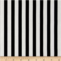 Premier Prints Basic Stripe Black