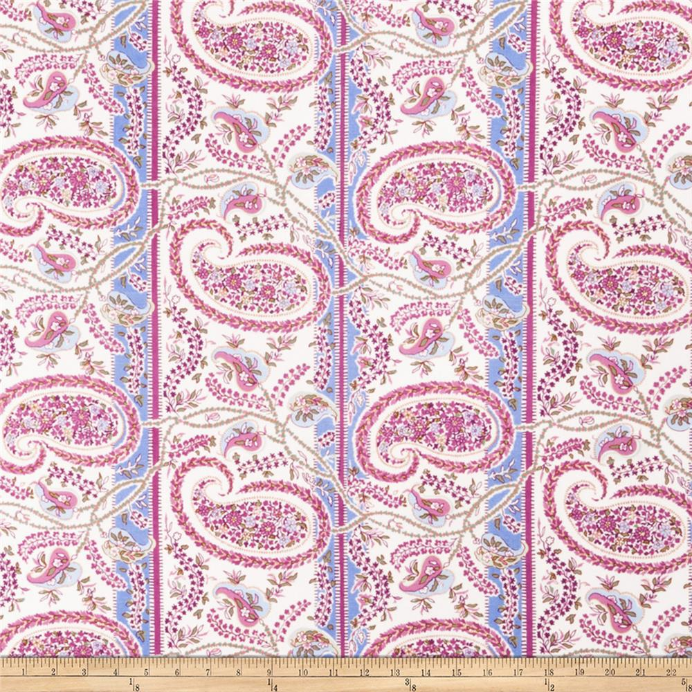 purple home decor fabric shop online at fabric com 54 home decor value print fabric stamped floral purple
