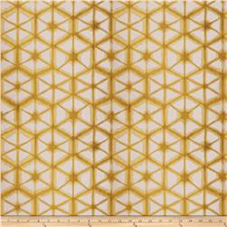 Fabricut Entangle Faux Silk Liquid Gold