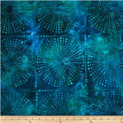 Artisan Batiks Bubbles Large Bubble Geo Tropical