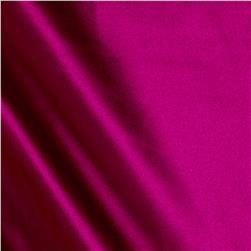 Charmeuse Satin Solid Magenta