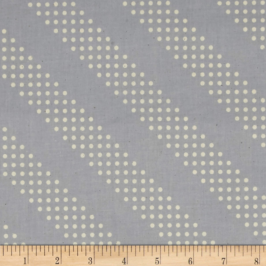 Image of Cotton + Steel Dottie Dove Fabric