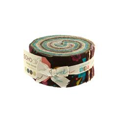 Moda Soho Chic 2 1/2'' Jelly Roll