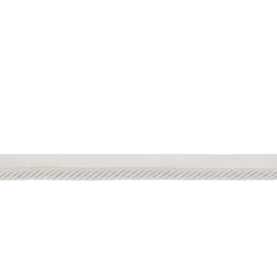 "Jaclyn Smith  37/100"" 02920 Cord Trim Platinum Dust"