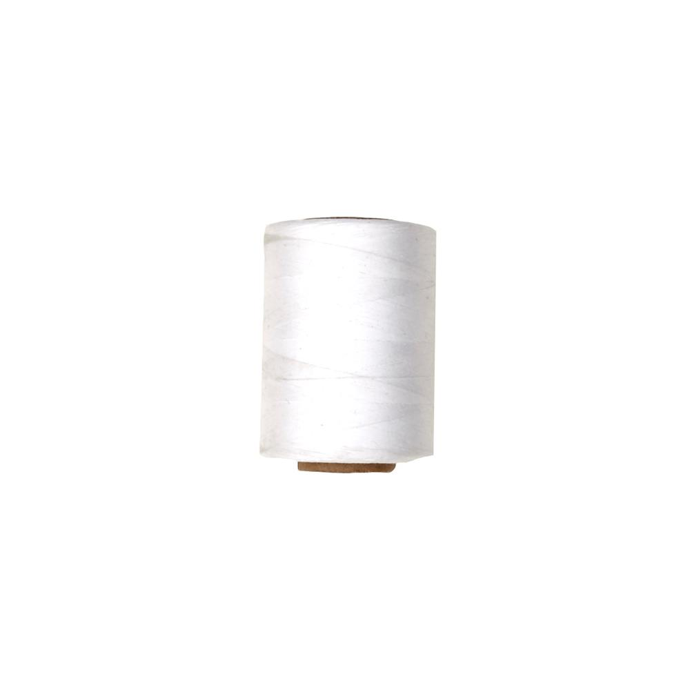 Machine Quilting Thread White