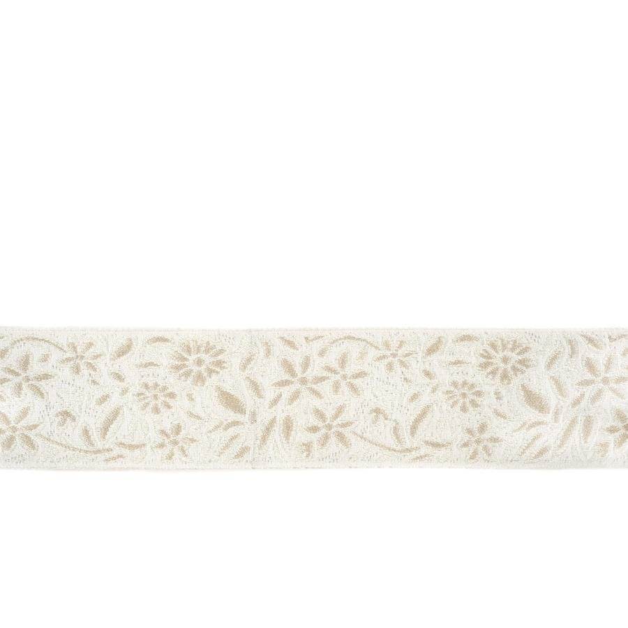 "Mount Vernon 2"" Gillyflower Trim Muslin"