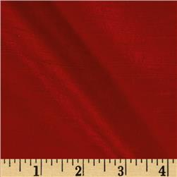 Dupioni Silk Fabric Red