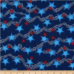 Stars & Stripes II Stars in Stripe Red/White/Blue