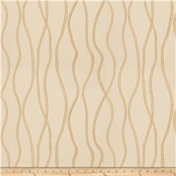 Fabricut Vega Metallic Gold