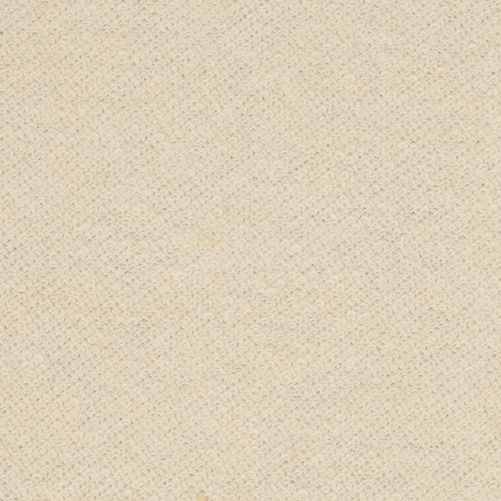 Natural Hemp Cloth Knit Ivory