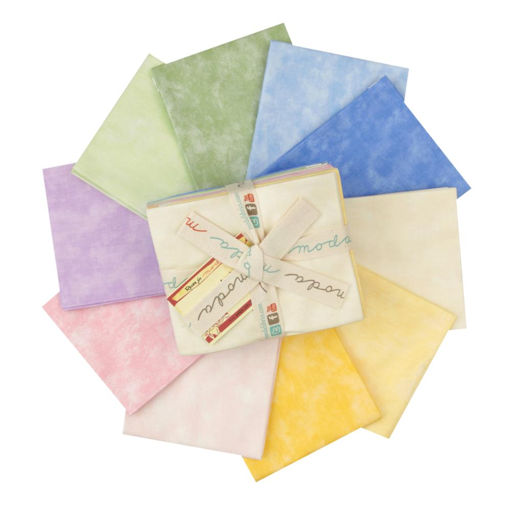 Moda Marbles Pastel Fat Quarter Assortment