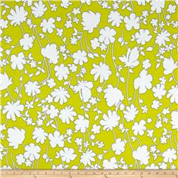 Summer Floral ITY Citron/White