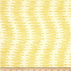 HGTV Home Wavering Jacquard Citrine