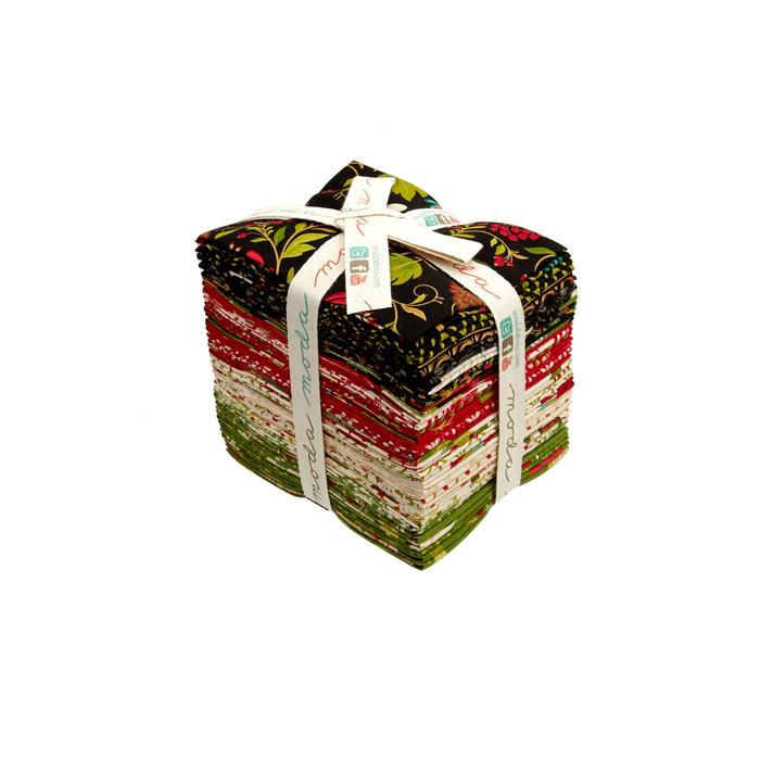 Moda Tole Christmas Fat Quarter Multi