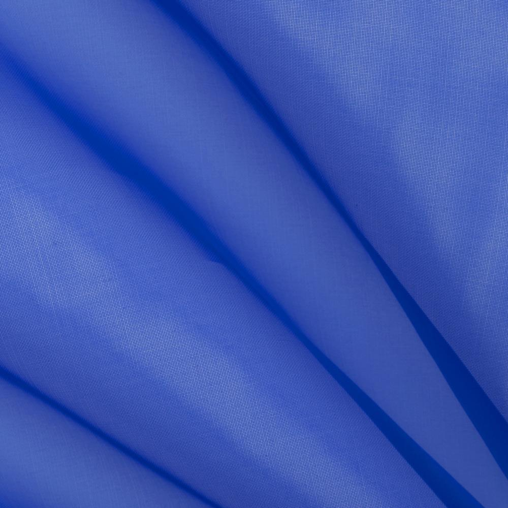 118'' Wide Dozier Drapery Sheers Royal Blue Fabric By The Yard