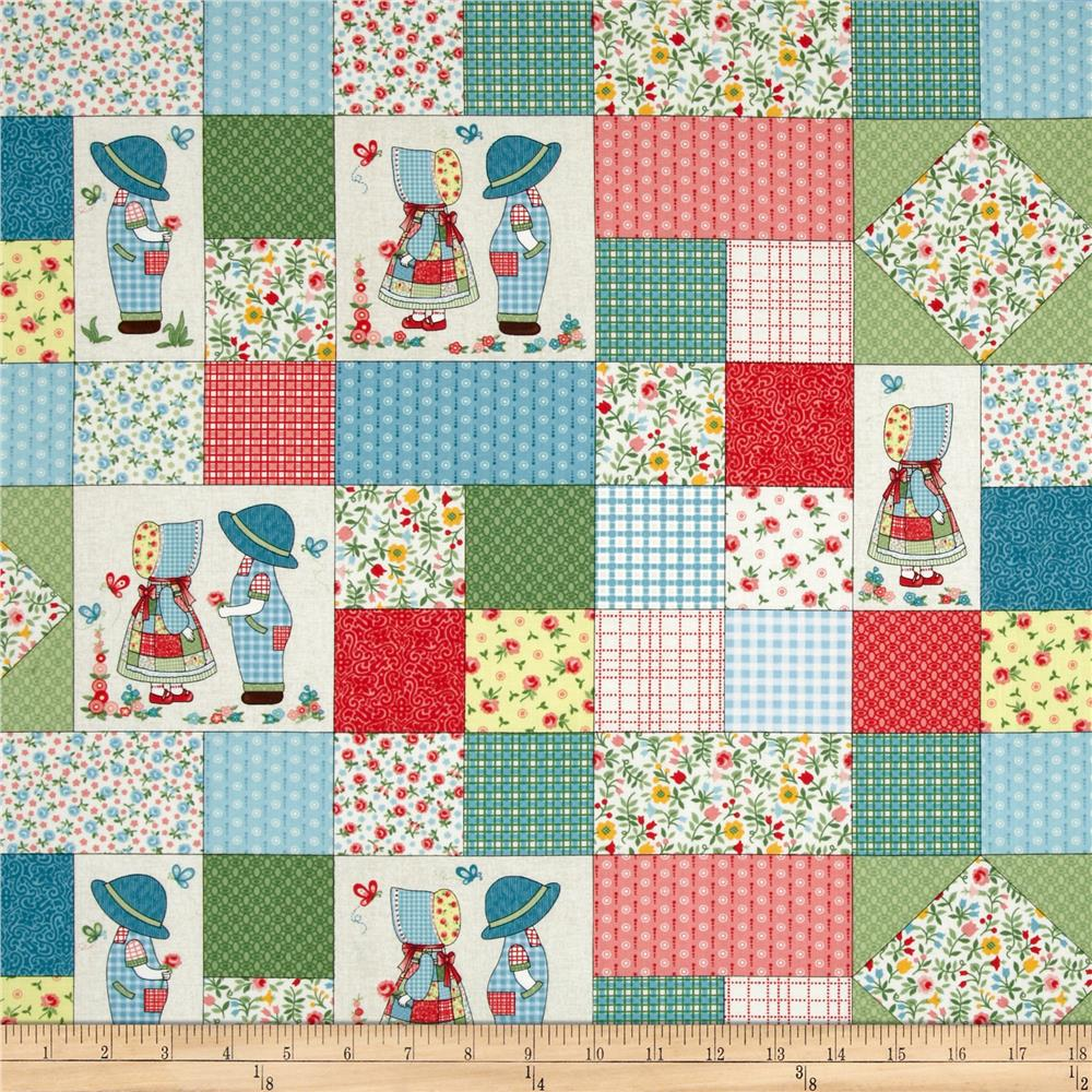 Sunny Days Quilted Blocks Multi