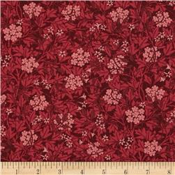 Moda Best of Morris Jasmine Red