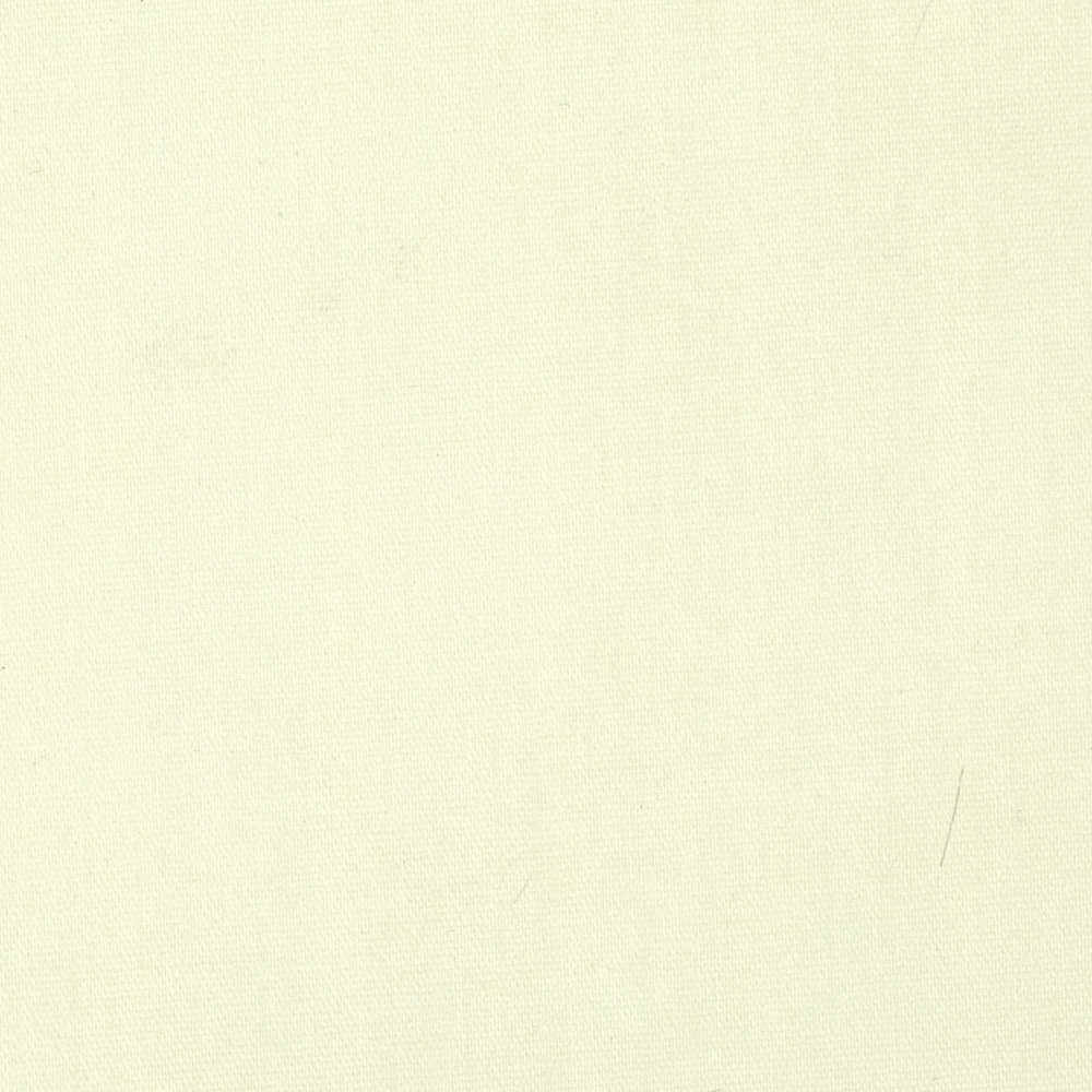 Roc-Lon Denimtone Blackout New Cream Fabric