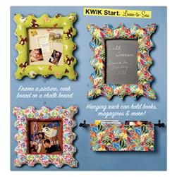 Kwik Sew Frames and Magazine Rack Pattern