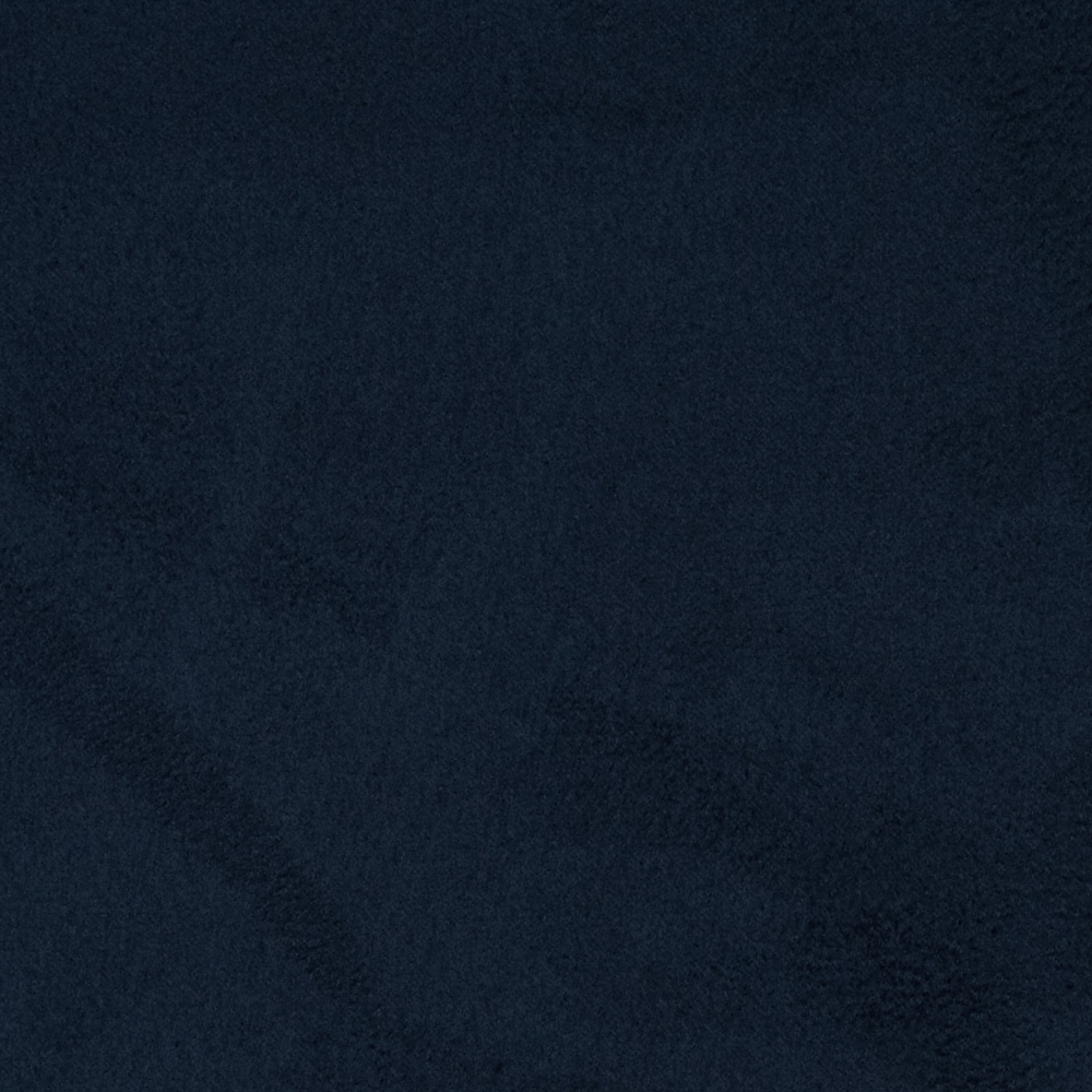 Image of Harper Home Carolin Suede Navy Fabric