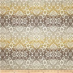 Richloom Indoor/Outdoor Woven Jacquard Festive Mineral