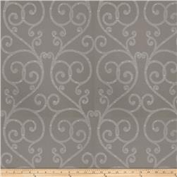 Trend 04028 Faux Silk Pewter